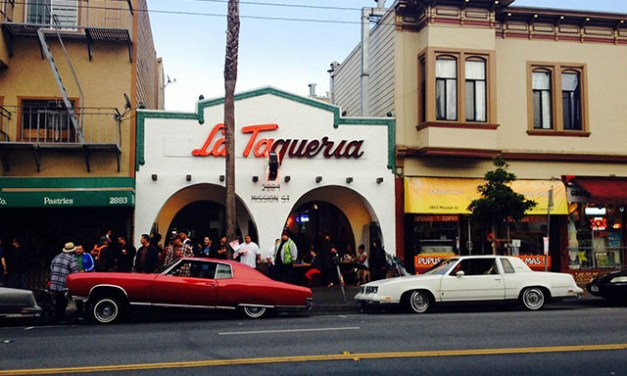 "La Taqueria Wins James Beard ""America's Classics"" Award"