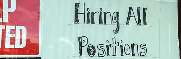 The Mission Is Hiring