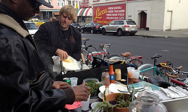 Portland's Food Carts Thrive, While SF's Languish