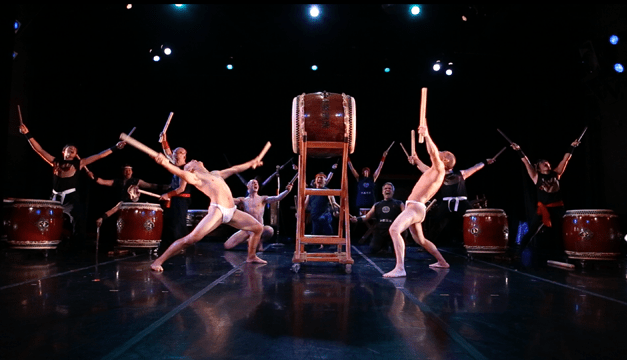 Crash, Boom, Badass: Taiko at Dance Mission