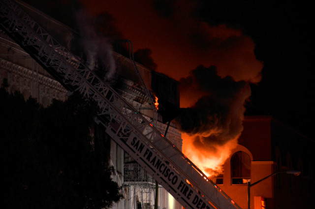 Images from the Fire