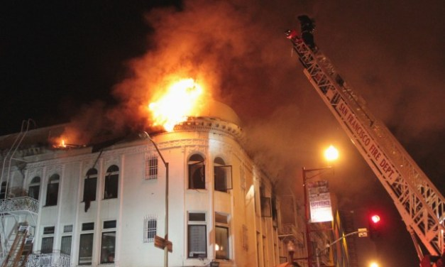 Four-Alarm Fire at Mission and 22nd Kills One, Displaces Dozens