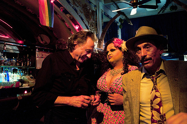 """""""The Other Barrio"""" Uses Noir to Tell a Mission Tale"""