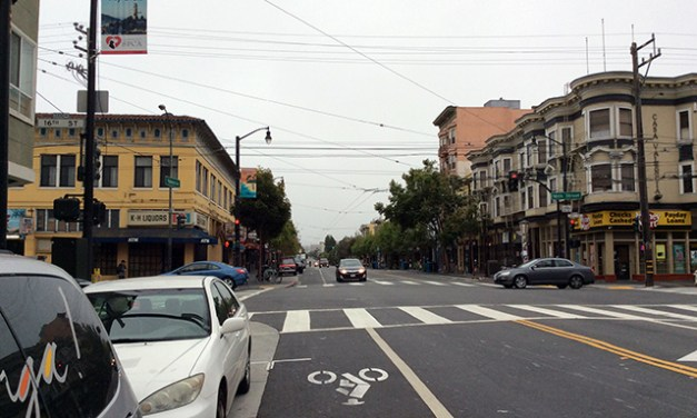 Man attacks self-driving car in SF Mission