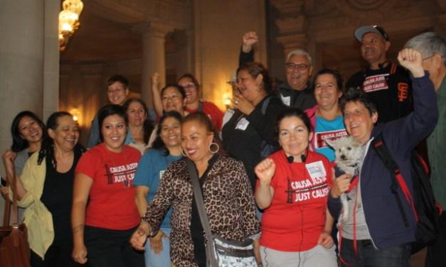 SF Legislators Restrict Evictions
