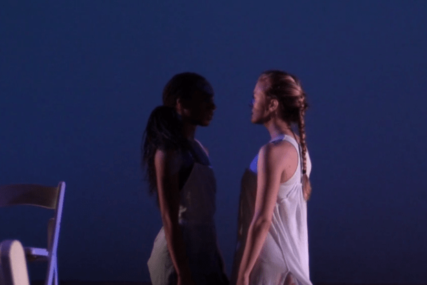 Still from Ships and Salsa trailer via UNA Projects