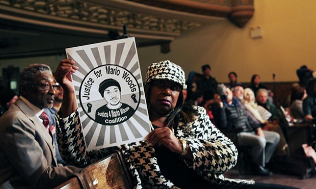 Activists Call Police Policy Review Toothless