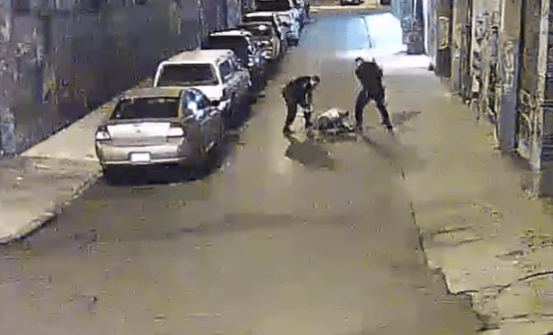 Homeless Couple Alleges Deputy Bribed Them to Keep Quiet About Alley Beating