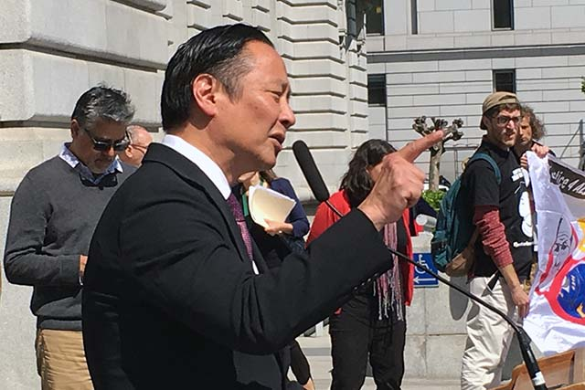 SF Looks to State for Help with Reforming Police Policies