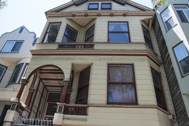 UCLA Philanthropists Fund Purchase Evicting Mission District Tenants