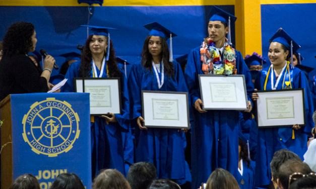 SF Mission Graduates Receive Surprise Scholarship Through Community Fundraiser