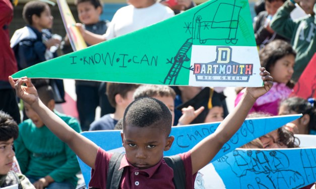 Today: Mission youth will march toward a college education