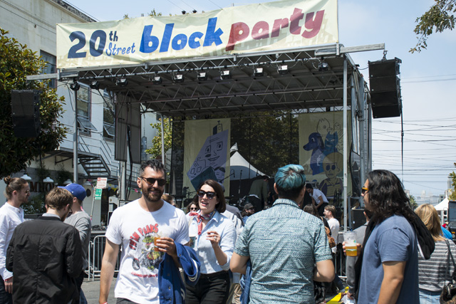 20th Street Block Party returns to the Mission tomorrow