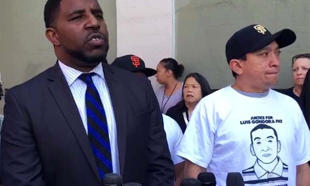Family of Man Shot by Police Files Federal Civil Rights Lawsuit