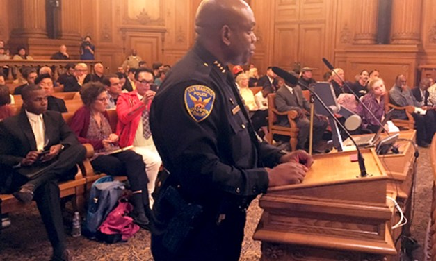Supes Grill Acting Chief on Police Reform Recommendations