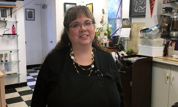 Local Hairstylist Rallies Support for Standing Rock
