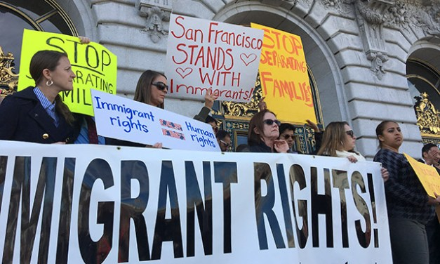 SF Officials Seek Deportation Defense Funding