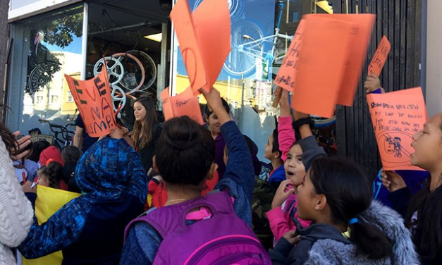 Schools Respond to Post-Election Fears With March in SF Mission