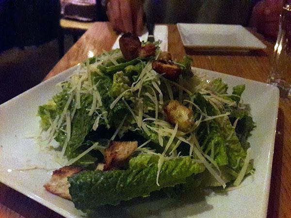 Cesar Salad.