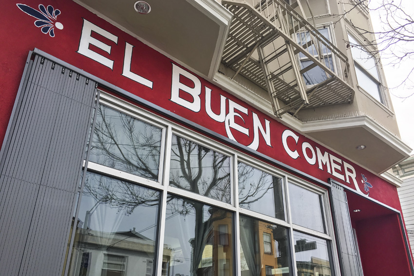REVIEW: El Buen Comer – Instant Old School