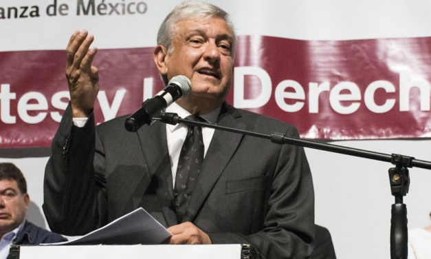 Mexican presidential hopeful gets warm welcome in SF Mission