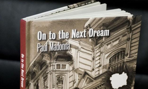 Artist and writer's new book offers bizarre, healing literary journey