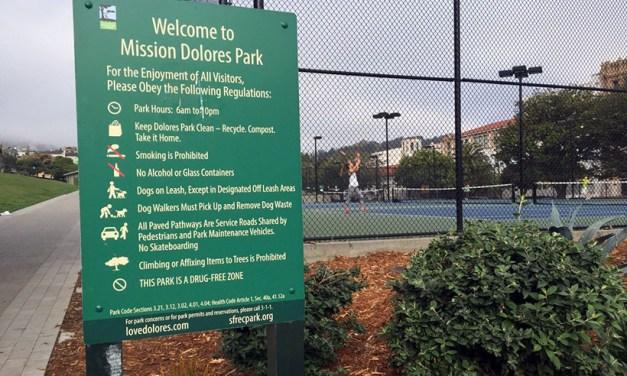 SF's Dolores Park to get security cameras