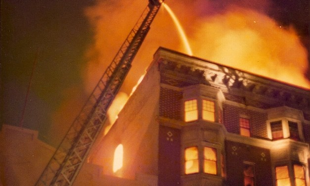 Firefighters' documentary of Gartland blaze offers history and tribute