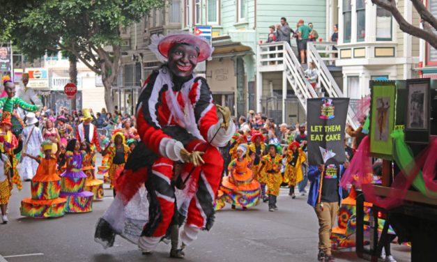 Photo essay: Carnaval, the parade