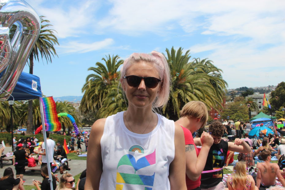 dolores lesbian singles The ultimate san francisco guide: 15 lesbian bars, events, and orgs  so let's  all gather in dolores park on saturday, june 27th to let the city.