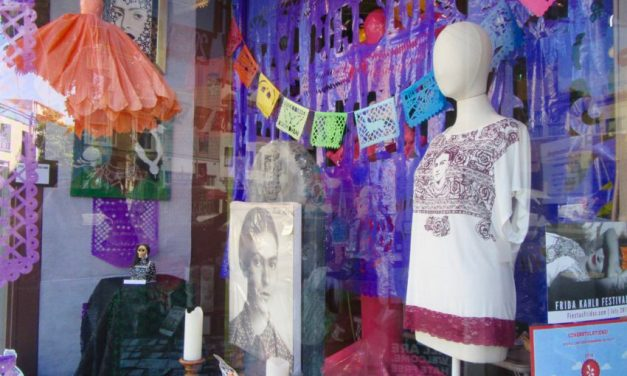 Photo essay: Peeking inside Window Displays