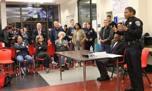 Residents wonder at second hearing on Tasers whether they will be heard