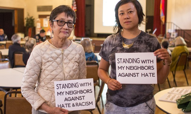 Asian American family honored for standing by Black Lives Matter