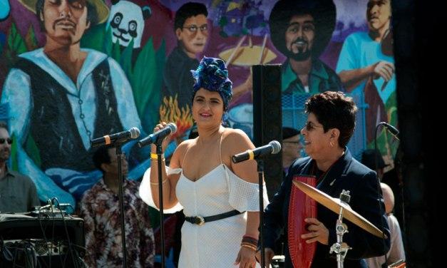 Latin Rock rocks at Mission District fiesta