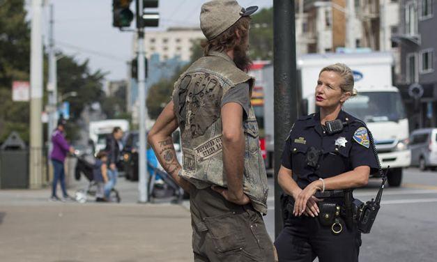 Photos: Haight-Ashbury officer builds trust on the beat