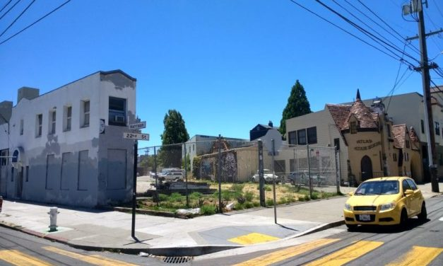 Parcel 36: the lot San Francisco's county, city and tax collector forgot