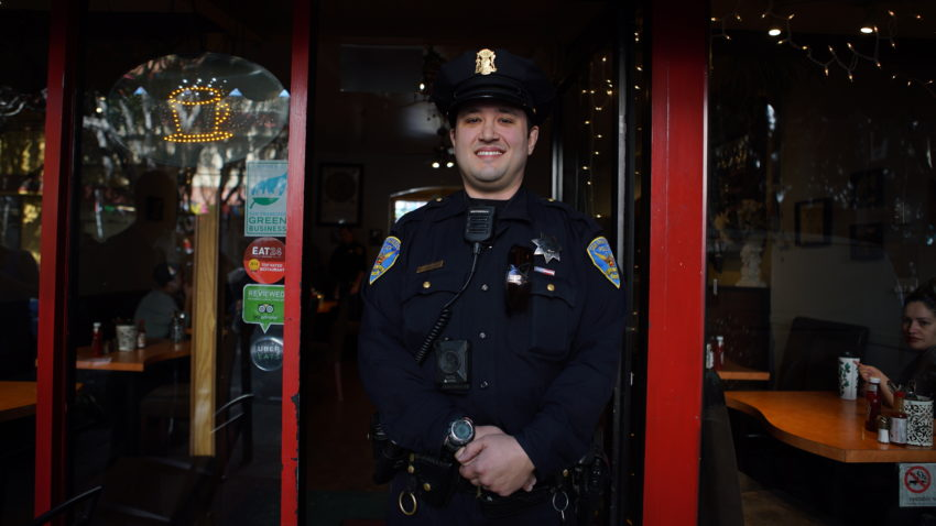 Meet the lower 24th Street beat officers