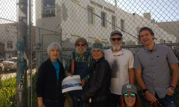 SF neighbors organize to create a greenway in the Mission