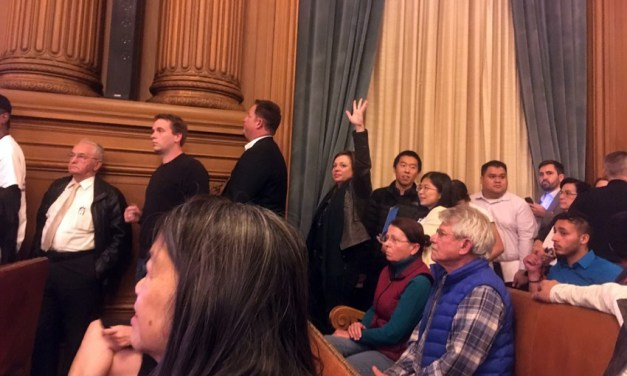 Taser Wars: Police Commission gamely moves to vote on stun gun policy likely to be undone by ballot measure