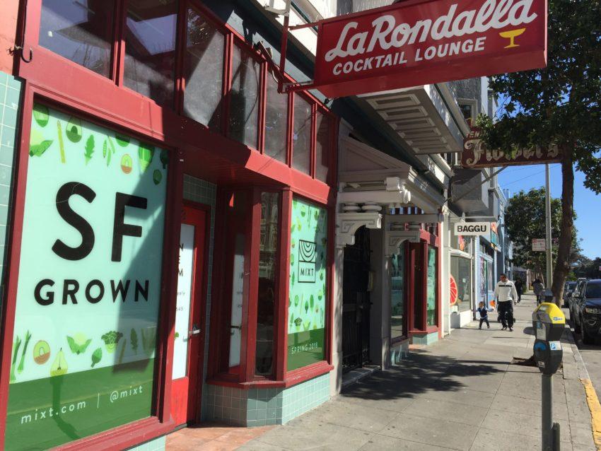 SF salad chain moving into La Rondalla space on Valencia
