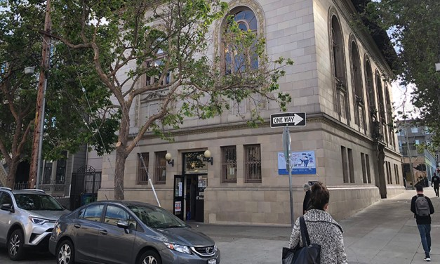 SF Mission's historic library will get an update