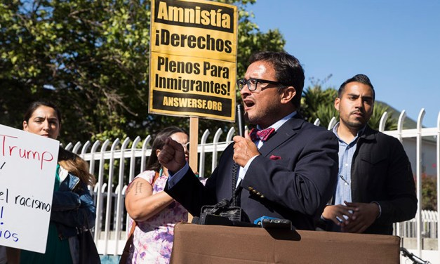 Mission activists renounce Alioto's calls for repealing sanctuary city rules