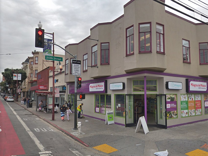 Man fighting for life after Wednesday night fight in the Mission