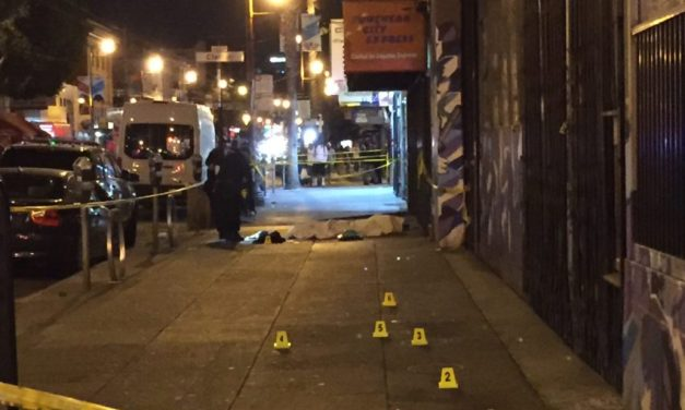 One dead and two injured in SF Mission District shooting