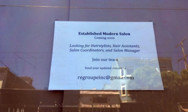 Jobs: Stylists wanted for new shop on 16th Street