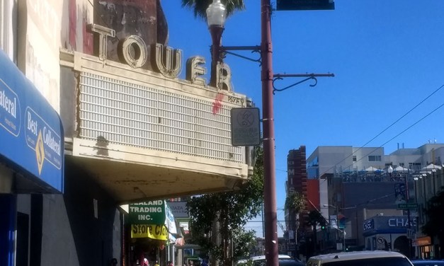 The tales of two once-grand San Francisco theaters diverge