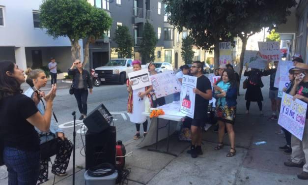 Galería de la Raza brings the fight to its landlord's house