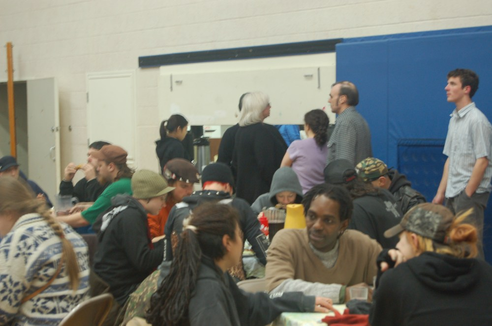 Knox Dinner and Food Bank for Homeless Street Youth (5/6)