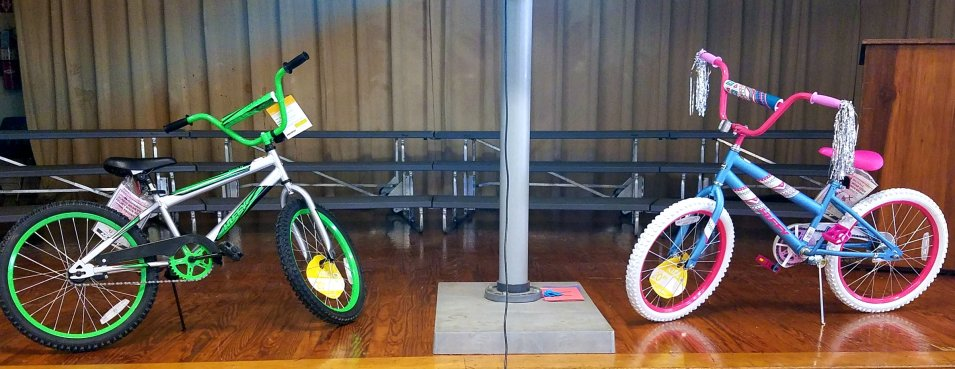 Read to Ride provides Bicycles to Eligible 3rd Graders in Marshall ISD
