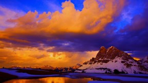 snowy-mountains-sunset-wallpaper-2